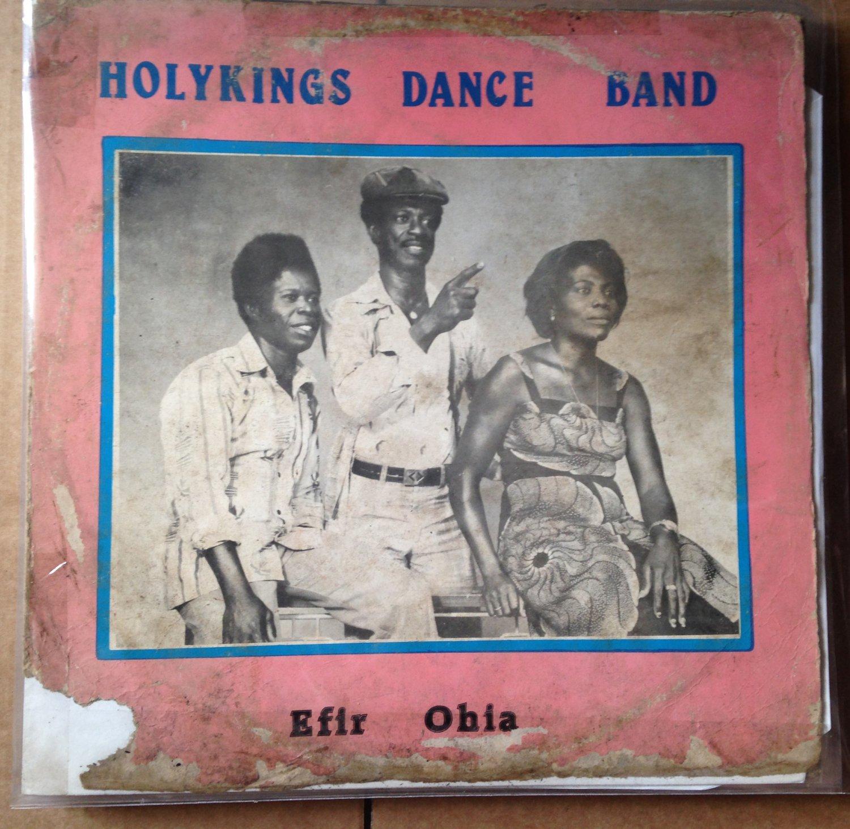HOLY KINGS DANCE BAND LP efir ohia GHANA mp3 LISTEN