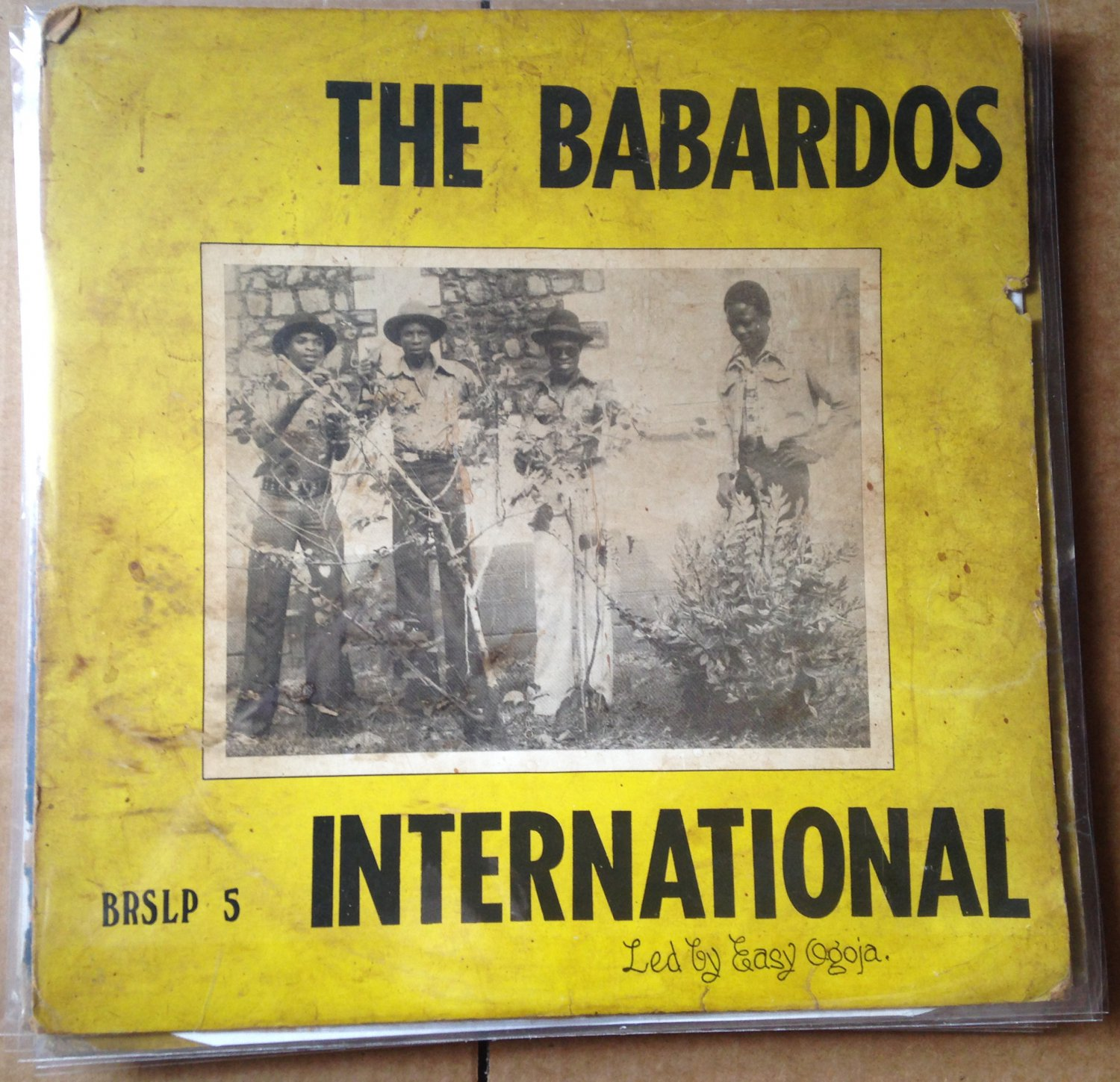 THE BARBADOS INTERNATIONAL LP iyi uku NIGERIA mp3 LISTEN