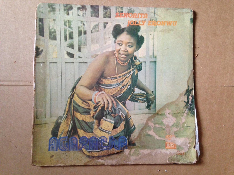 SENORITA JOLLY EBONWU LP wayo lover NIGERIA SOUKOUS HIGHLIFE mp3 LISTEN