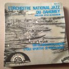 ORCHESTRE NATIONAL JAZZ DU DAHOMEY 45 EP gbeto koclozin dohoun BENIN mp3 LISTEN