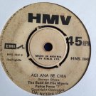 "BAND OF NIGERIA POLICE FORCE 45 iniemogha special - agi ana NIGERIA 7"" mp3 LISTEN"
