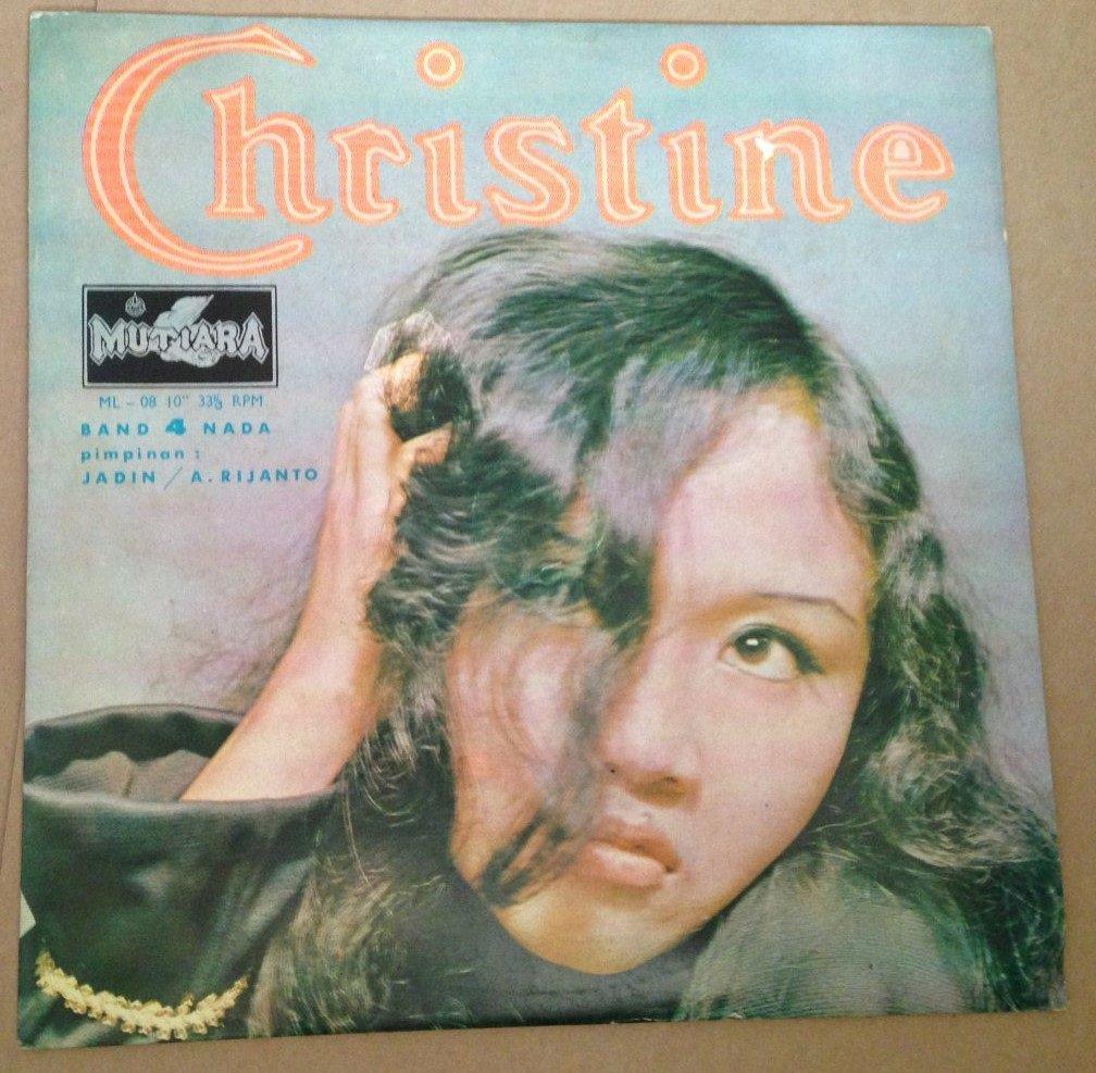 "CHRISTINE 10"" djangan INDONESIA GARAGE 60's BEAT DARA PUSPITA mp3 LISTEN*"