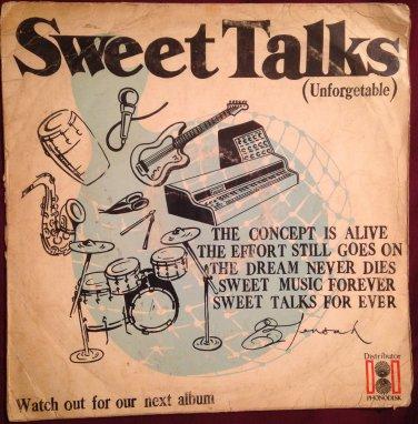 SWEET TALKS LP unforgetable GHANA HIGHLIFE mp3 LISTEN