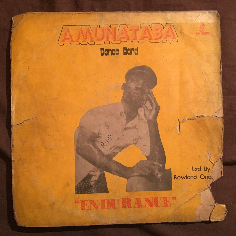 AMUNATABA DANCE BAND LP Endurance NIGERIA EDO Mp3 LISTEN