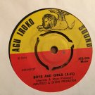 "AWUTOLO 45 boys and girls - afia attack NIGERIA mp3 LISTEN 7"" AGU IROKO SOUND"