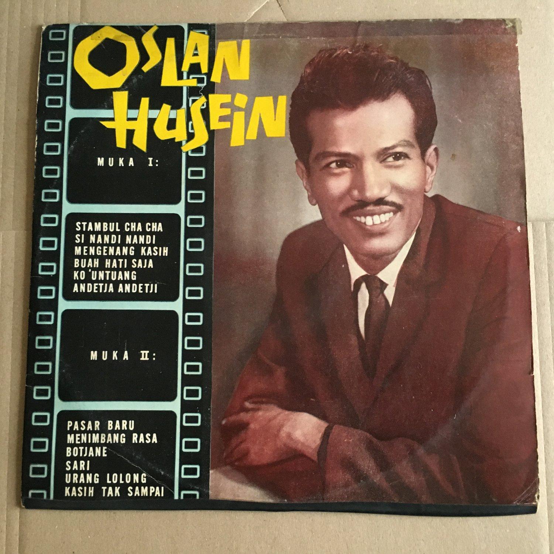 OSLAN HUSEIN LP same RARE INDONESIA 60s LATIN - JAZZ IRAMA JACK LEMMERS listen