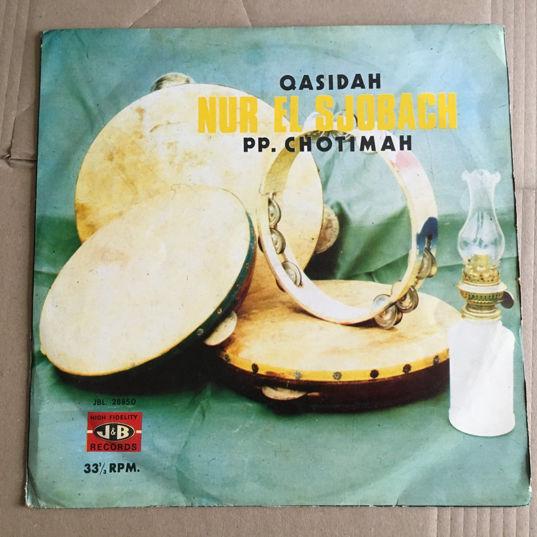 QASIDAH NUR EL SJOBACH LP same INDONESIA QASIDAH J&B mp3 LISTEN