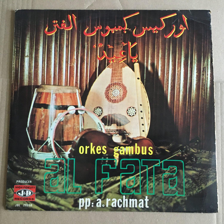 ORKES GAMBUS EL FATA LP jaied INDONESIA GAMBUS mp3 LISTEN