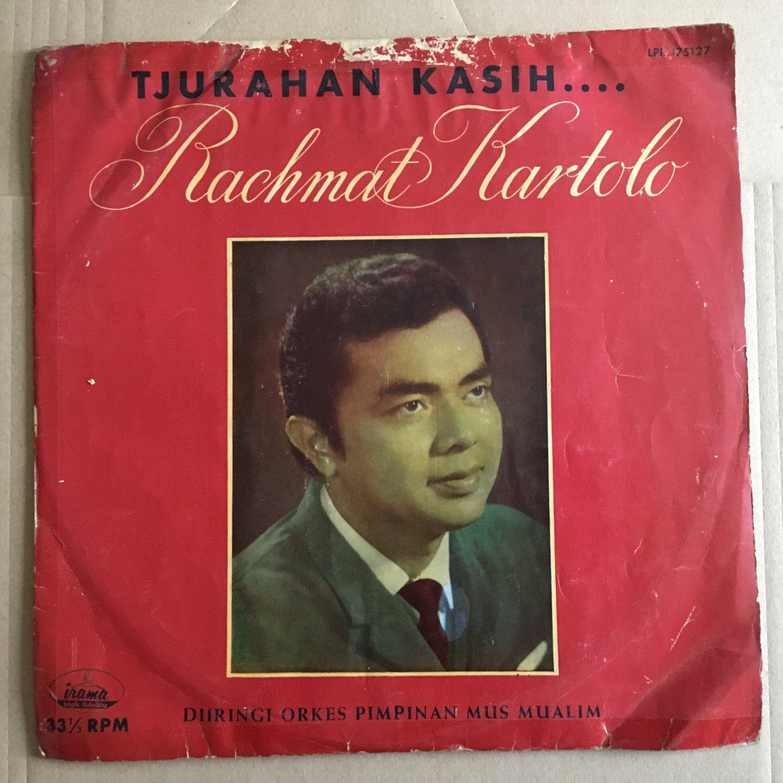 RACHMAT KARTOLO LP tjurahan kasih RARE INDONESIA 60's GARAGE ROCK N ROLL mp3 LISTEN