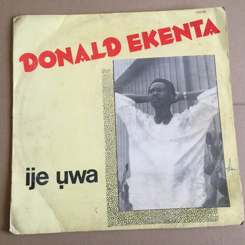 **DONALD EKENTA LP ije uwa NIGERIA mp3 LISTEN