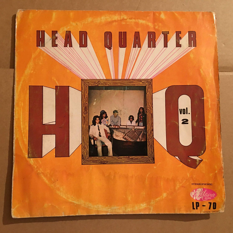 HEAD QUARTER LP vol. 2 INDONESIA POP ROCK mp3 LISTEN