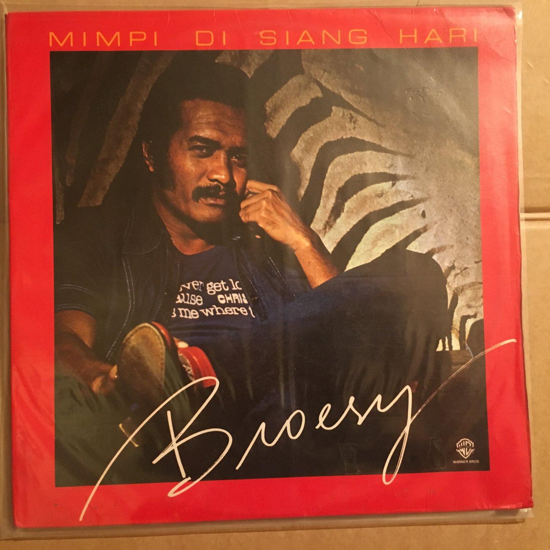 BROERY LP mimpi di siang hari INDONESIA FUNK SOUL BREAKS mp3 LISTEN