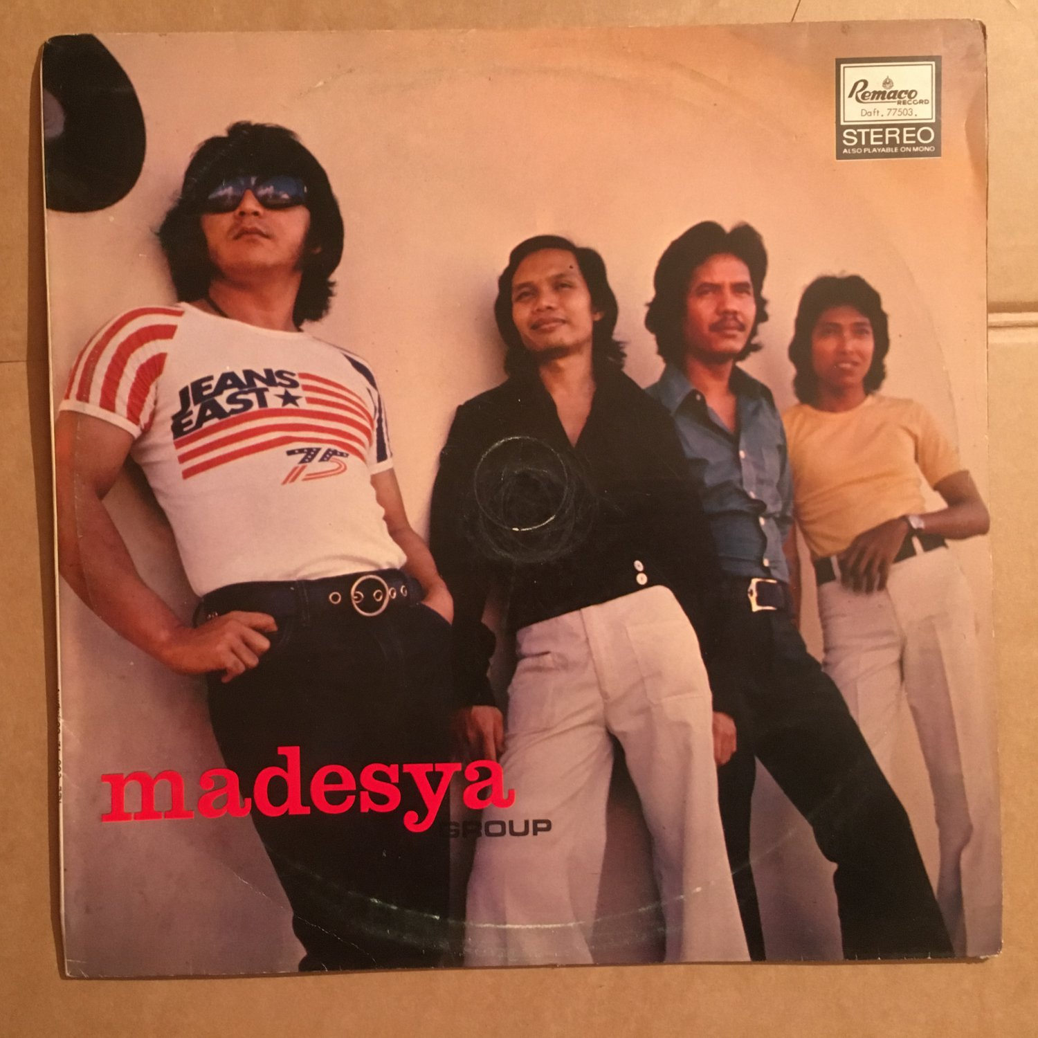 MADESYA GROUP LP pop sunda vol.4 INDONESIA MELAYU mp3 LISTEN