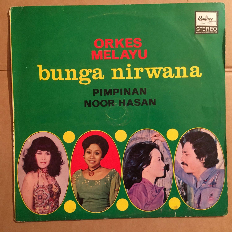 ORKES MELAYU BUNGA NIRWANA LP same INDONESIA MELAYU mp3 LISTEN
