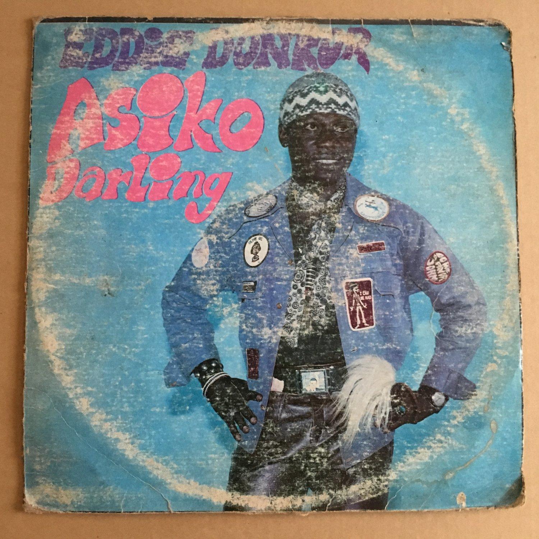 EDDIE DONKOR LP asiko darling GHANA mp3 LISTEN