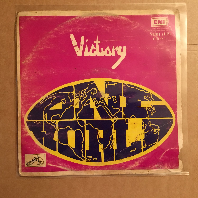 ONE WORLD LP victory NIGERIA AFRO FUNK REGGAE mp3 LISTEN