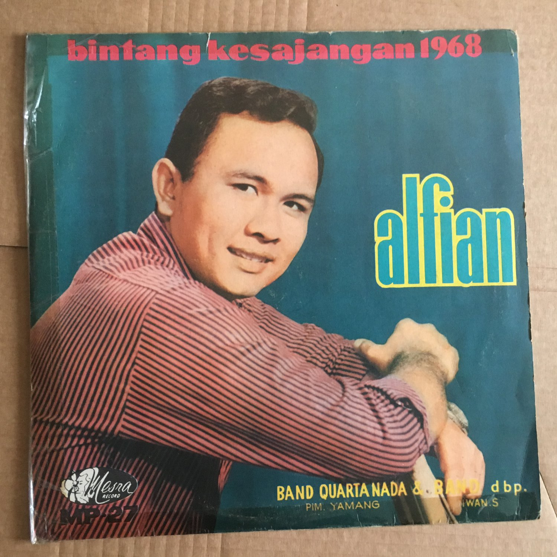 "ALFIAN & BAND QUARTA NADA 10"" same INDONESIA MESRA 60's mp3 LISTEN"