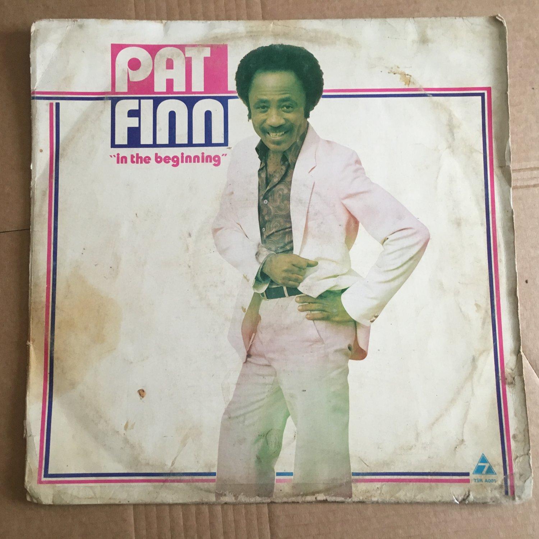 PAT FINN LP in the begining NIGERIA AFRO BOOGIE FUNK mp3 LISTEN