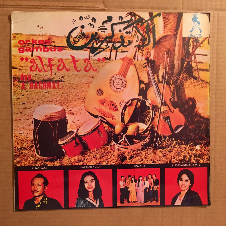 ORKES GAMBUS EL FATA LP same INDONESIA GAMBUS mp3 LISTEN