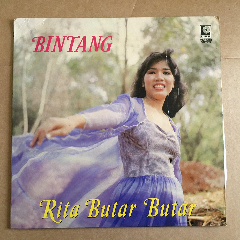 RITA BUTAR BUTAR LP bintang INDONESIA DISCO FUNK mp3 LISTEN