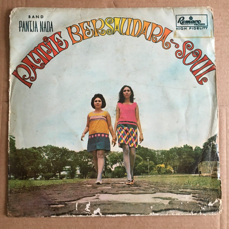 PATTIE BERSAUDARA LP soul INDONESIA 60's GARAGE ORGAN PSYCH FUZZ SOUL mp3 LISTEN
