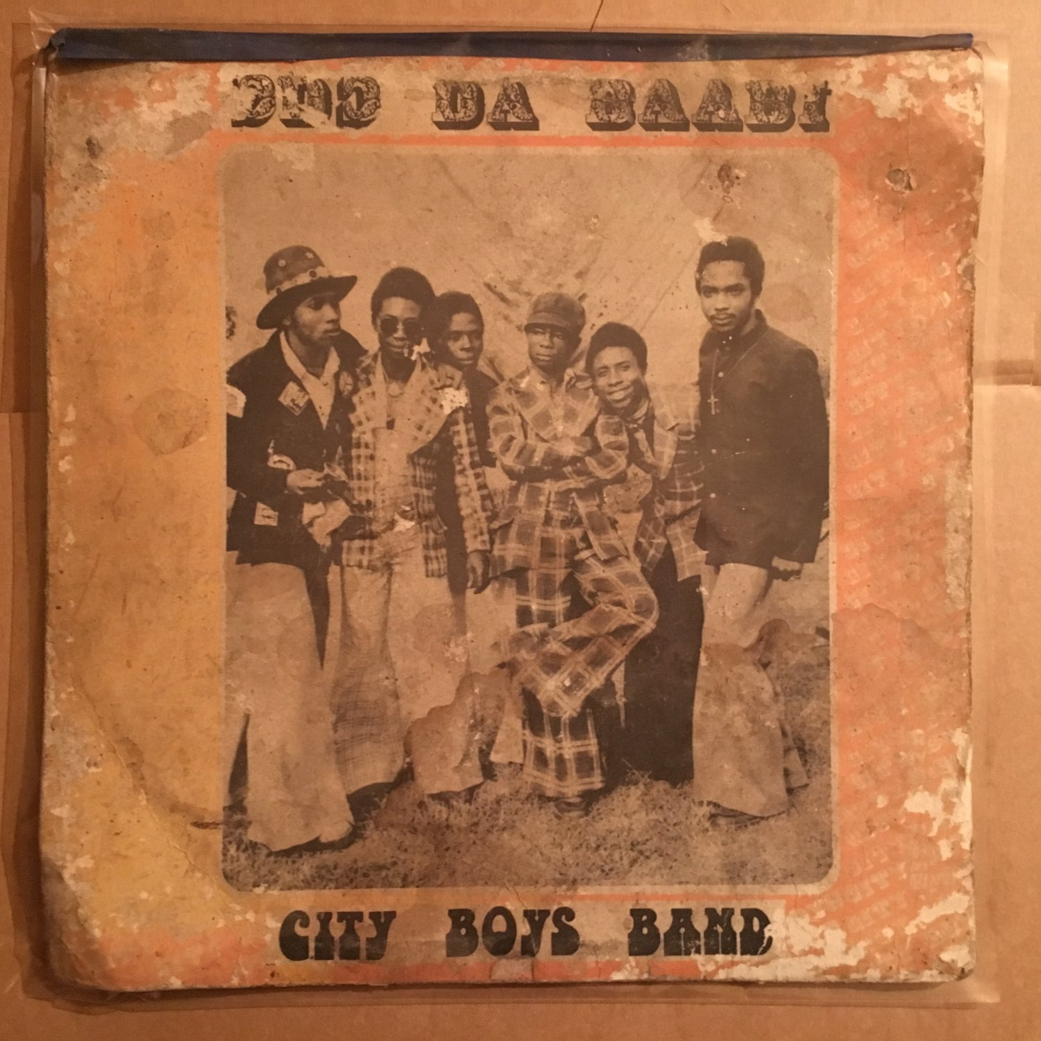 CITY BOYS BAND LP odo da baabi AFRO BEAT HIGHLIFE GHANA mp3 LISTEN