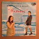 "BENJAMIN - ROSSI & SI GOGO 10"" indehoi RARE INDONESIA 1969 MESRA"