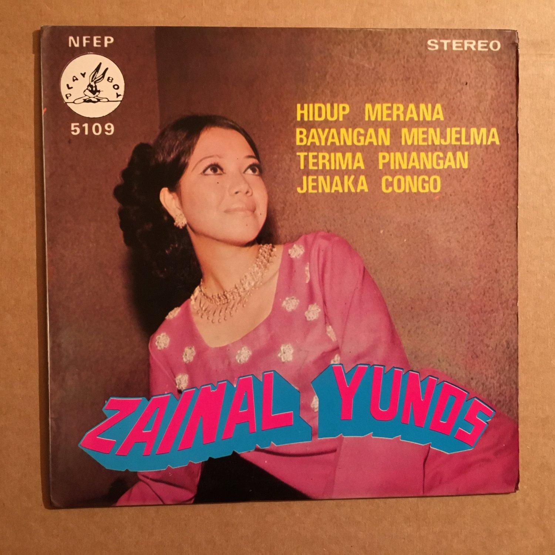 ZAINAL YUNOS & PLAY BOY CONGO 45 EP hidup merana MALAYSIA mp3 LISTEN