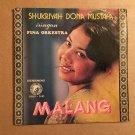 SHUKRIYAH DONA MUSTAFA & FINA ORKESTRA 45 EP malang MALAYSIA NAWAB SOUL mp3 LISTEN