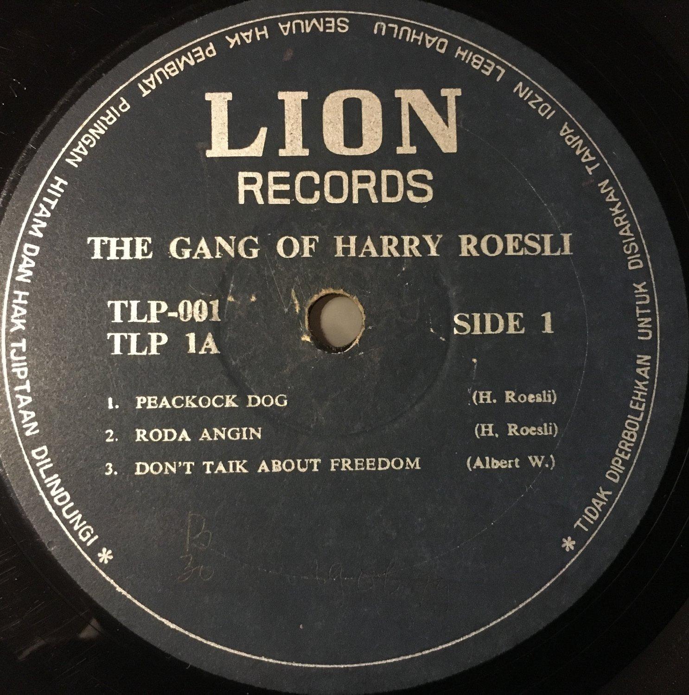 HARRY ROESLI GANG LP philosophy gang RARE KILLER INDONESIA FUNK JAZZ FUNK PROG mp3 LISTEN