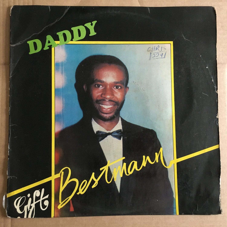 GIFT BESTMAN LP daddy OBSCURE NIGERIA AFRO BOOGIE FUNK REGGAE mp3 LISTEN