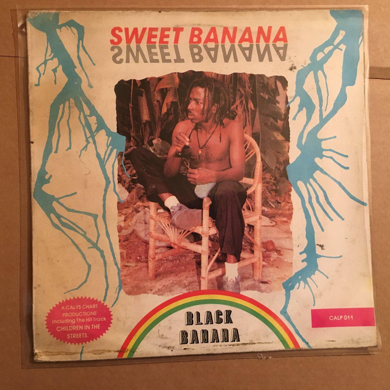 BLACK BANANA LP sweet banana NIGERIA REGGAE mp3 LISTEN