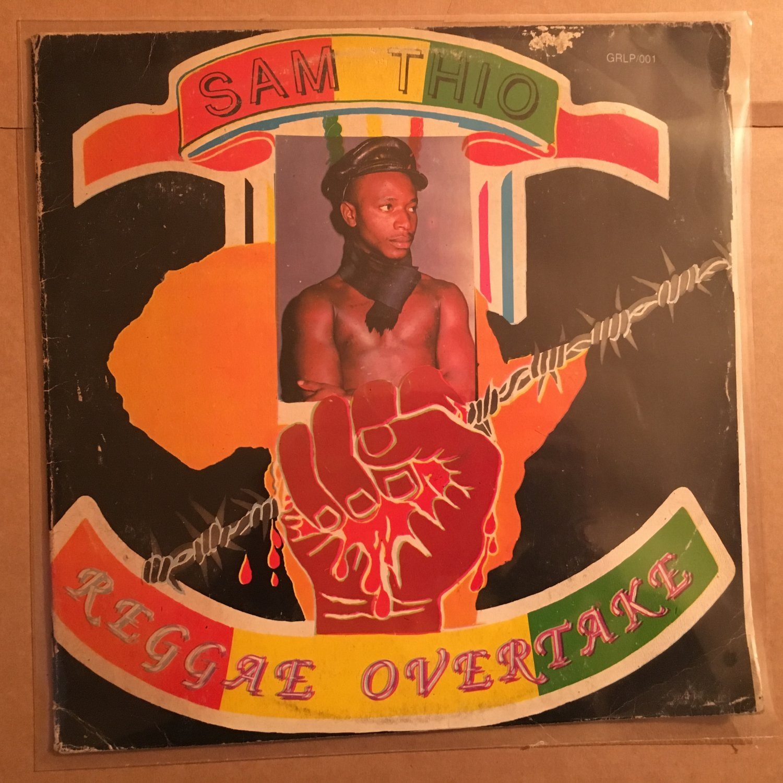 SAM THIO LP reggae overtake NIGERIA REGGAE mp3 LISTEN