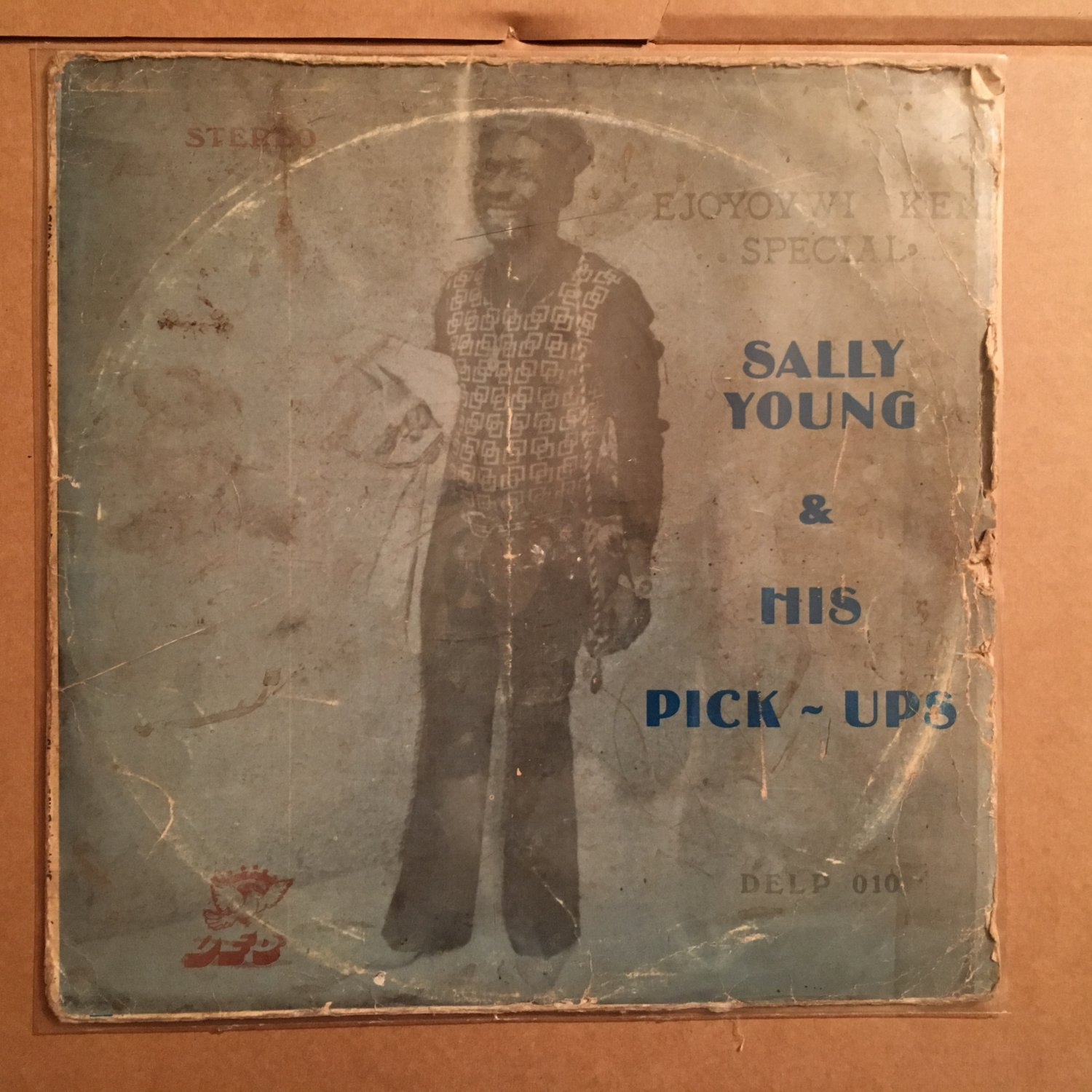 CHIEF SALLY YOUNG & HIS PICK UPS LP wejoyovwi special NIGERIA DEEP HIGHLIFE mp3 LISTEN