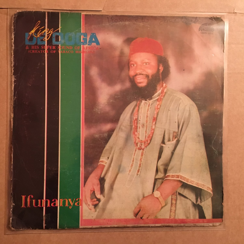 KING DE DOGA LP ifunanya NIGERIA HIGHLIFE mp3 LISTEN