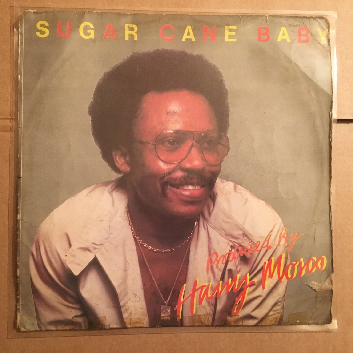 HARRY MOSCO LP sugar cane baby AFRO FUNK DISCO FUNKEES NIGERIA mp3 LISTEN