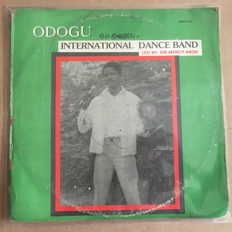 **ODOGU INTERNATIONAL DANCE BAND LP same NIGERIA HIGHLIFE mp3 LISTEN