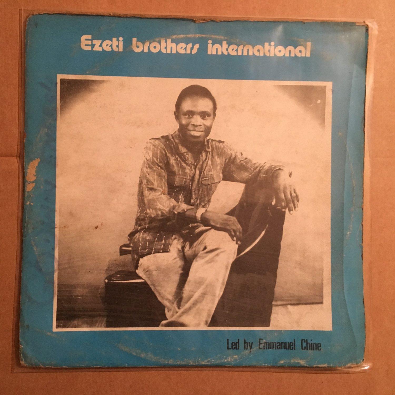 EZETI BROTHERS INT. LP nmam agbum NIGERIA mp3 LISTEN