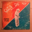 POWER ASIAFA & HIS MOON SHINE DANCE BAND LP oza de ko NIGERIA HYPNOTIC mp3 LISTEN