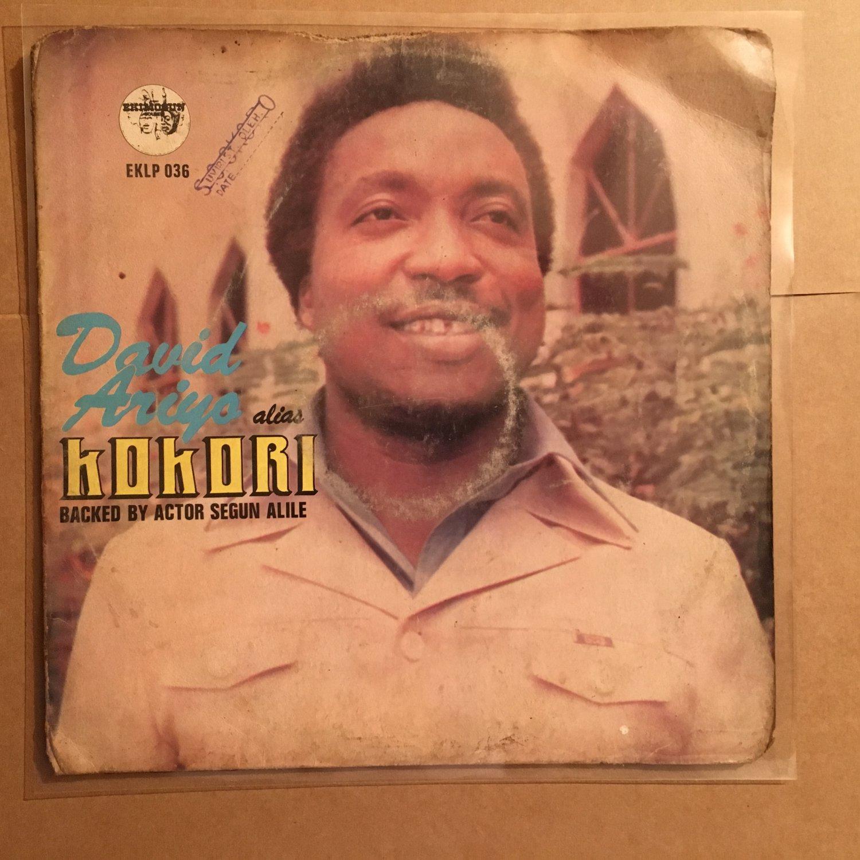 DAVID ARIYO alias KOKORI LP same NIGERIA mp3 LISTEN