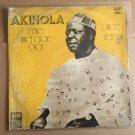 AKINOLA & THE INNER CIRCLE ORCHESTRA LP same NIGERIA JUJU mp3 LISTEN