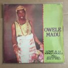 KING UBULU LP owele madu NIGERIA HIGHLIFE mp3 LISTEN