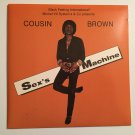 COUSIN BROWN 45 sex's machine CAMEROON FUNK JAMES BROWN BREAKS mp3 LISTEN