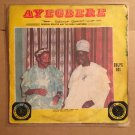 GENERAL BOLIVIIA & THE GREAT SANTANAS LP ayegbere NIGERIA mp3 LISTEN
