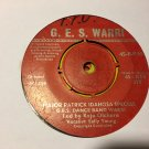 "SALLY YOUNG & GES DANCE BAND WARRI 45 ono vwa kpo - major Idahosa NIGERIA 7"" mp3 LISTEN"