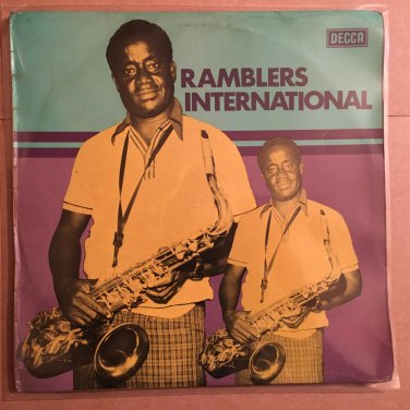 RAMBLERS INTERNATIONAL LP same GHANA HIGHLIFE