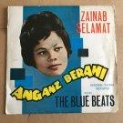"""ZAINAB SELAMAT 45 EP anganz berani MALAYSIA GARAGE 60's 7"""" mp3 LISTEN"""