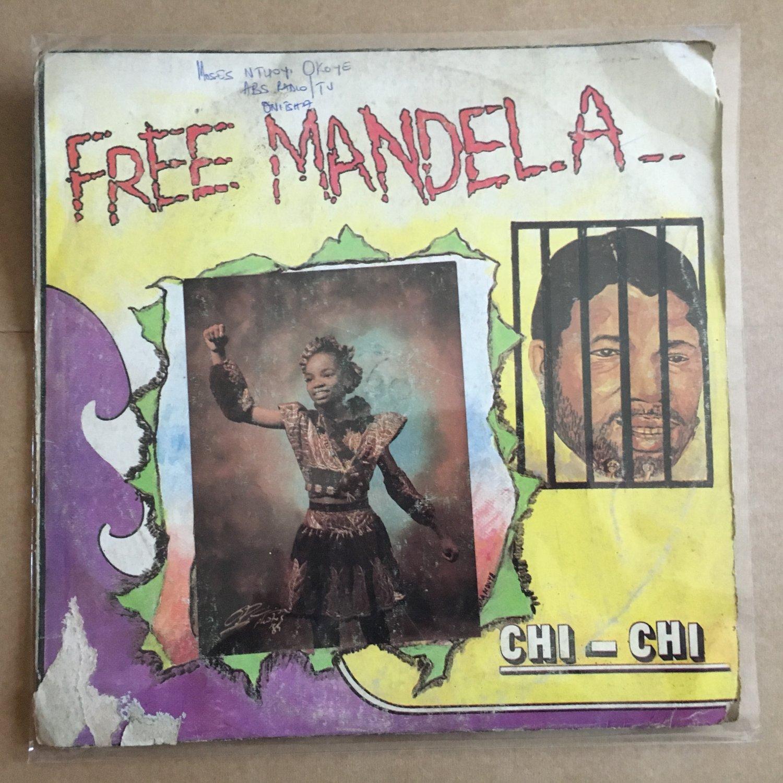 CHI CHI LP free Mandela NIGERIA REGGAE mp3 LISTEN