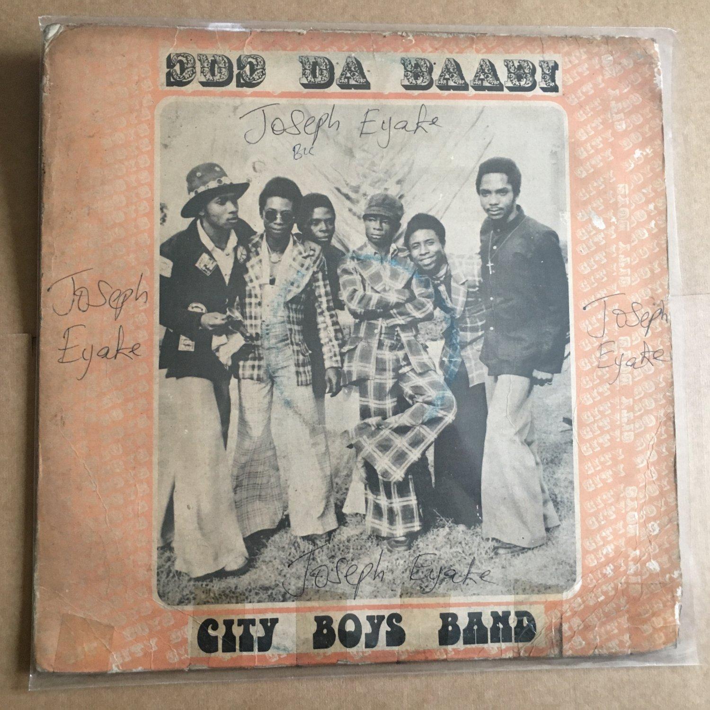 CITY BOYS BAND LP odo da baabi GHANA AFRO BEAT HIGHLIFE mp3 LISTEN