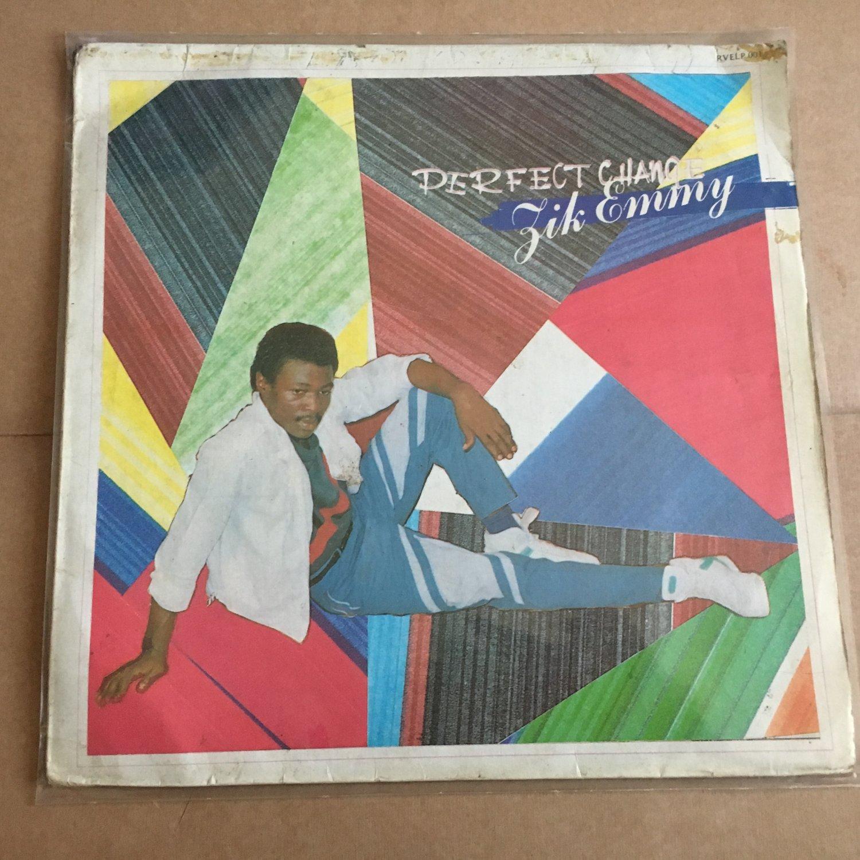 ZIK EMMY LP perfect change AFRO BOOGIE FUNK MODERN SOUL mp3 LISTEN